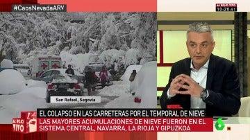 Lluís Obiols, en Al Rojo Vivo