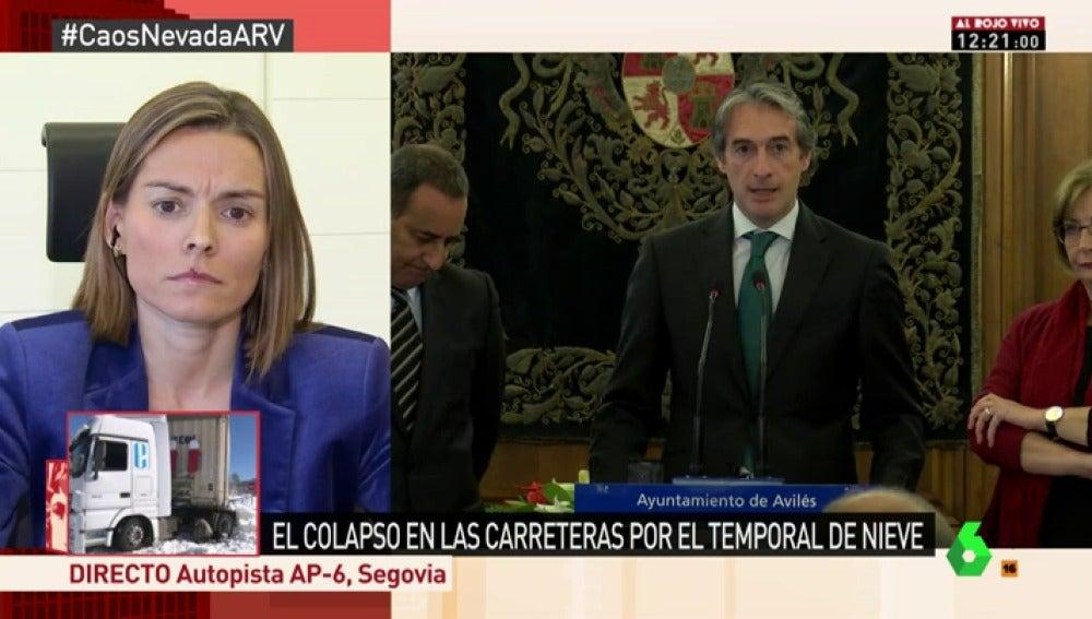 Ana Bonet, 'Autopistas de España'