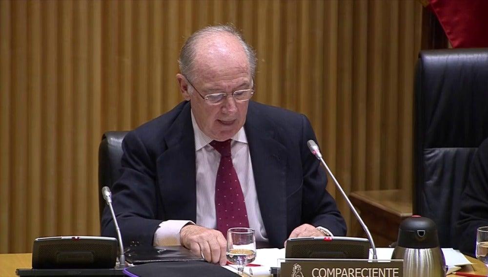 Los créditos de Caja Madrid a partidos políticos que Rato ha negado en el Congreso