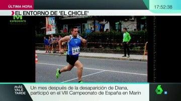 Imagen de El Chicle corriendo