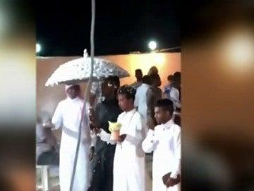 Boda gay en Arabia Saudí