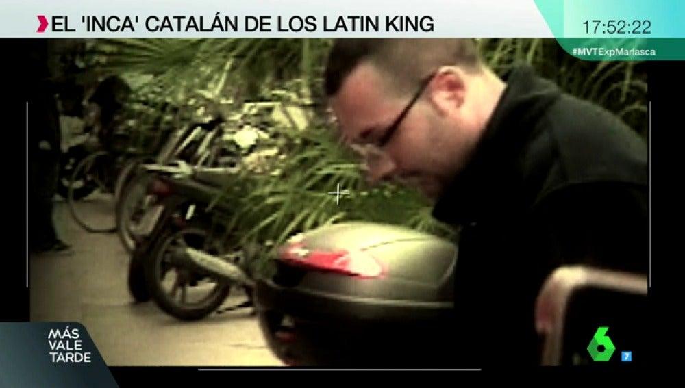Líder de los Latin King en Cataluña