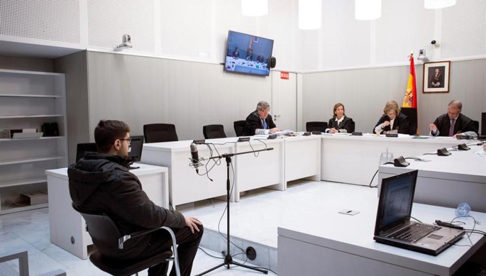 La Audiencia Nacional juzga a José C.V.