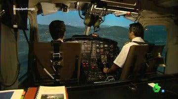 Una cabina de simulación de FAASA