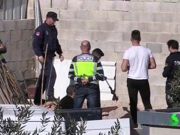 El detenido por el crimen de Novelda confiesa dónde escondió el cuchillo