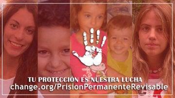 'Tu protección es nuestra lucha'