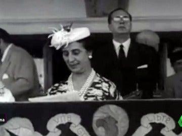 La mujer de Francisco Franco, Carmen Polo