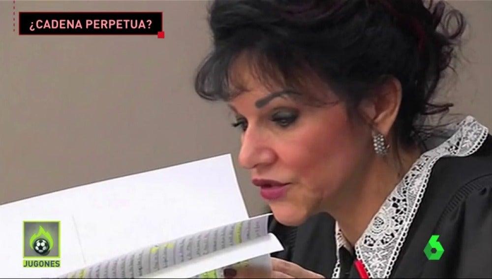 """La jueza, a las víctimas de Nassar en pleno juicio: """"Os prometo que él no verá la luz del día tras los barrotes de la cárcel"""""""