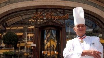 Muere Paul Bocuse, célebre chef francés