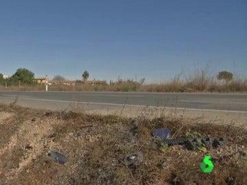 Accidente de tráfico en Torre Pacheco, Murcia