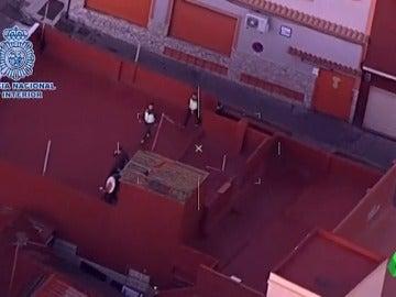 Desmantelan en Cádiz un sistema de radares usado por narcos para detectar presencia policial y traficar