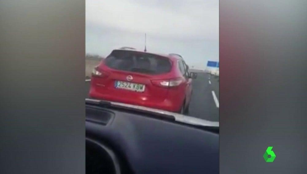 Cuatro meses de prisión para el conductor temerario de Murcia