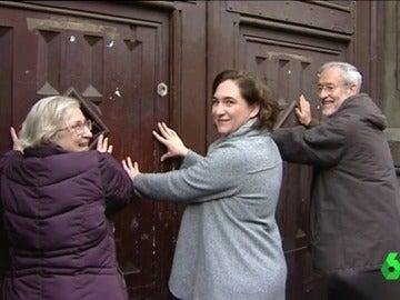 Ada Colau reabre la cárcel La Modelo de Barcelona