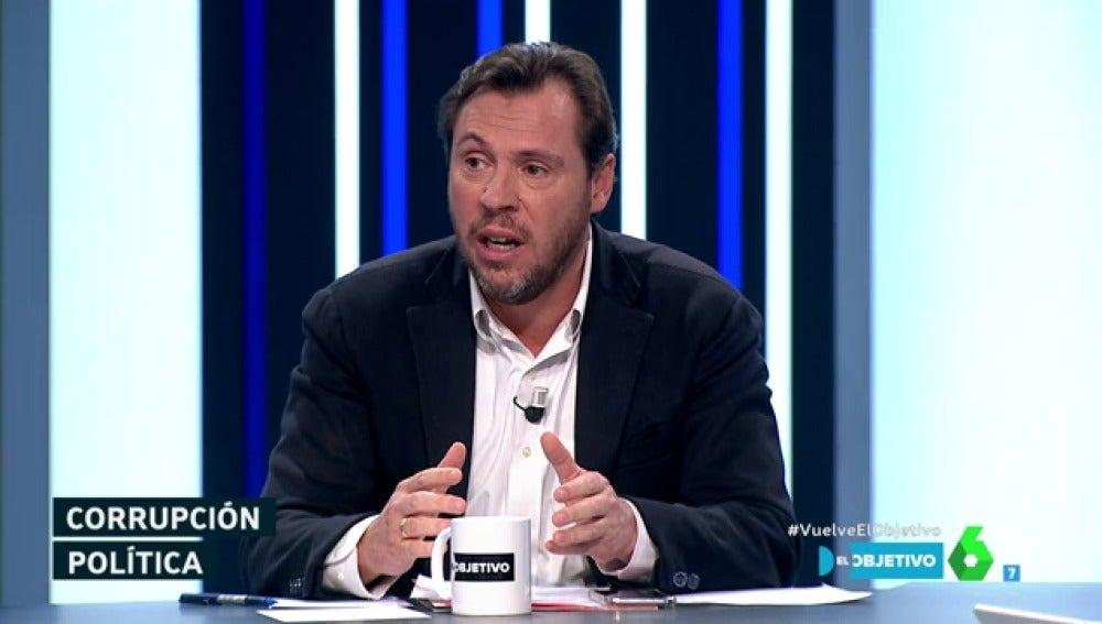 El alcalde de Valladolid del PSOE, Óscar Puente, en El Objetivo