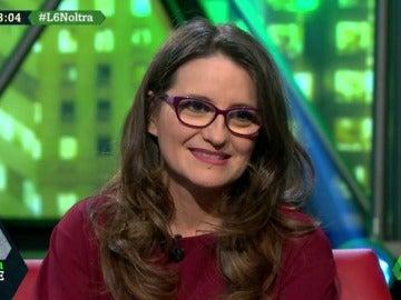 """Mónica Oltra: """"Camps controlaba toda la parte sucia, la parte B del Gobierno valenciano"""""""