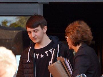 Kane Gamble, el joven acusado de robar documentos clasificados a EEUU