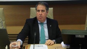 El director de la DGT ha comparecido para explicar su gestión durante el colapso de la AP-6