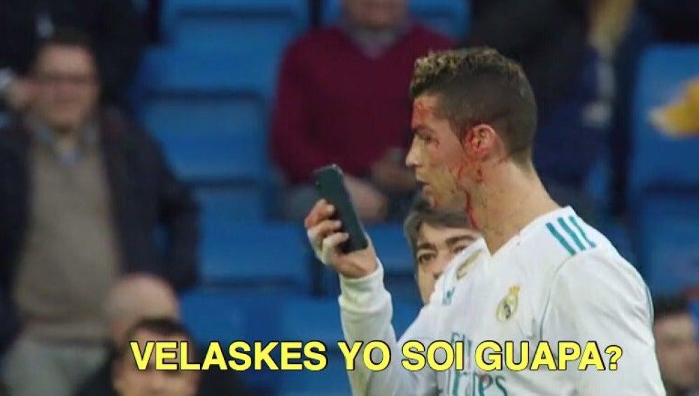 Memes de Cristiano Ronaldo