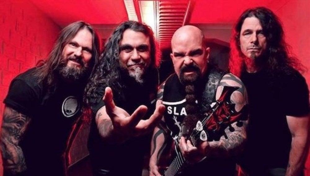 La banda heavy Slayer