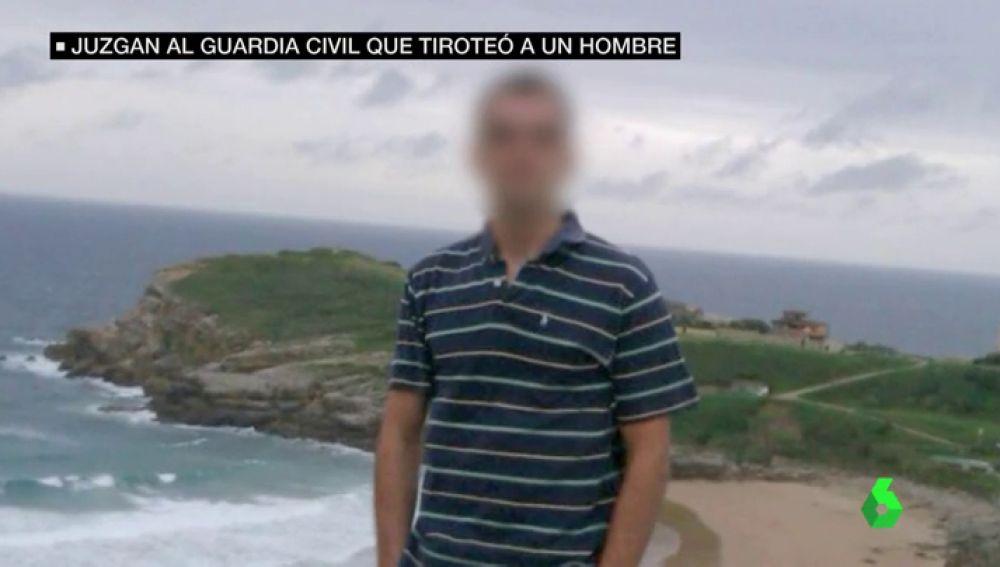 Arranca el juicio al guardia civil que disparó 14 veces a Younes, una de ellas en la cabeza