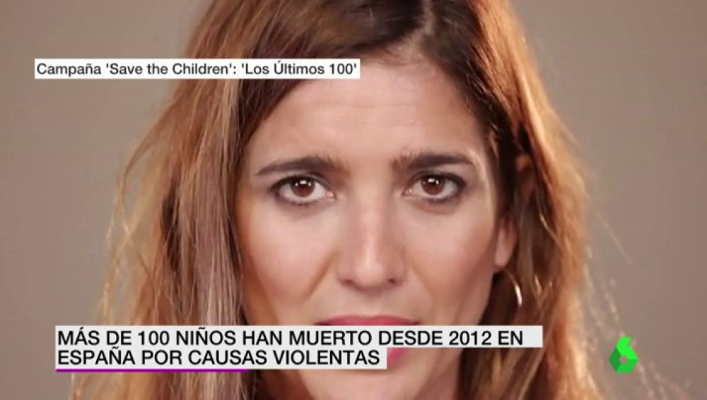 #Losúltimos100, la campaña de Save the Children