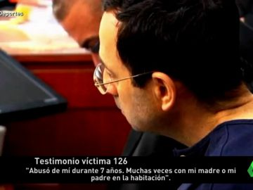 Los desgarradores testimonios de las víctimas de Larry Nassar