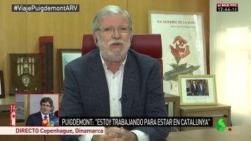 Rodríguez Ibarra, en Al Rojo Vivo