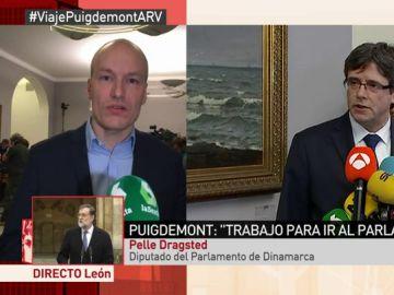 Pelle Dragsted, diputado del Parlamento de Dinamarca