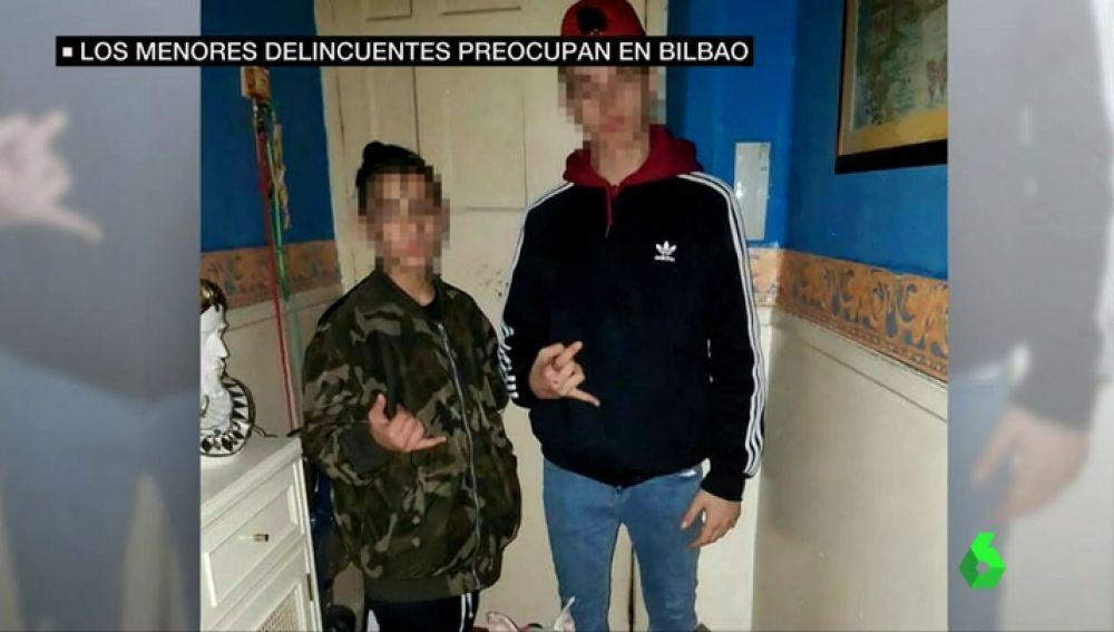 """Clamor contra 'Ghetto Family', el grupo de menores asesinos que actúa en Bilbao: """"Estamos atemorizados"""""""