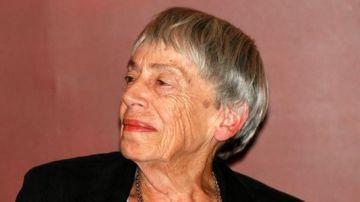 Ursula K. Le Guin, icono de la ciencia ficción