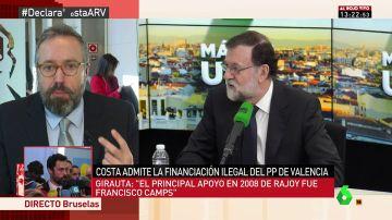 Juan Carlos Girauta, en Al Rojo Vivo