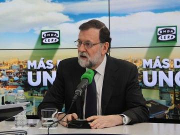 Entrevista de Mariano Rajoy en Onda Cero