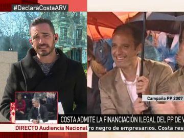 Juan Nieto, en Al Rojo Vivo