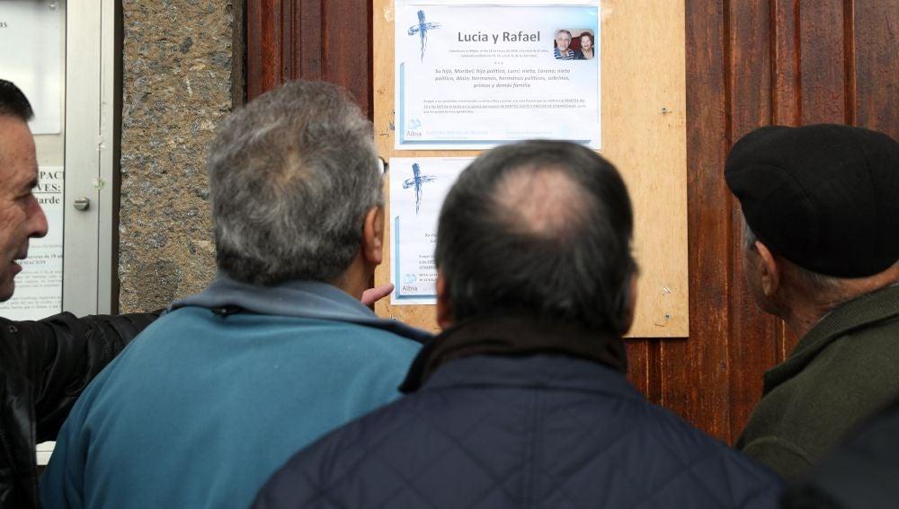 Doble crimen de un matrimonio de ancianos en Bilbao