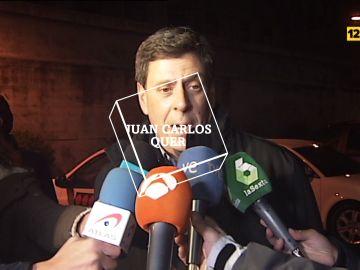 Juan Carlos Quer, padre de Diana Quer