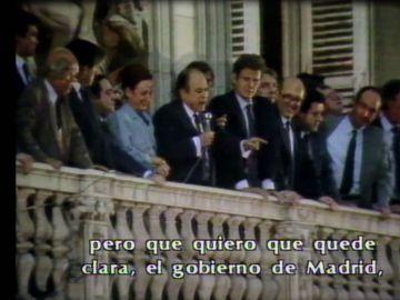 Jordi Pujol en 1984