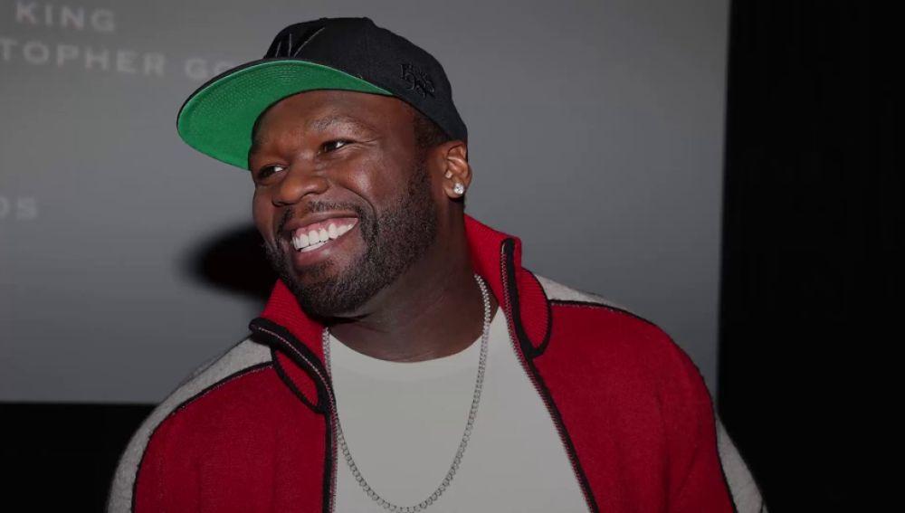 Así reaccionó 50 Cent al descubrir que ganó millones en bitcoins por su peor disco