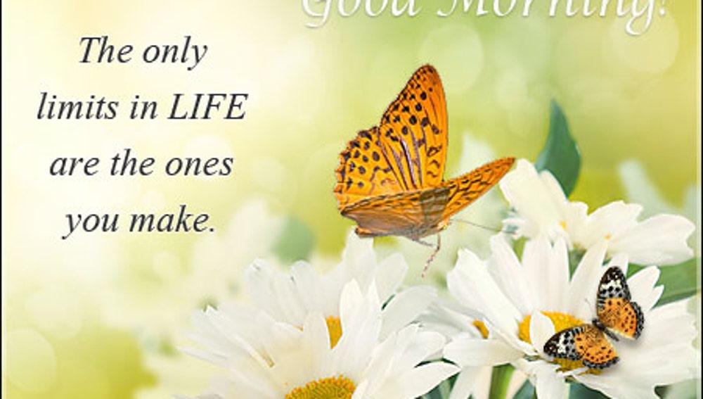 Mensaje de buenos días