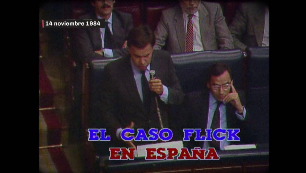 Caso Flick con Felipe González