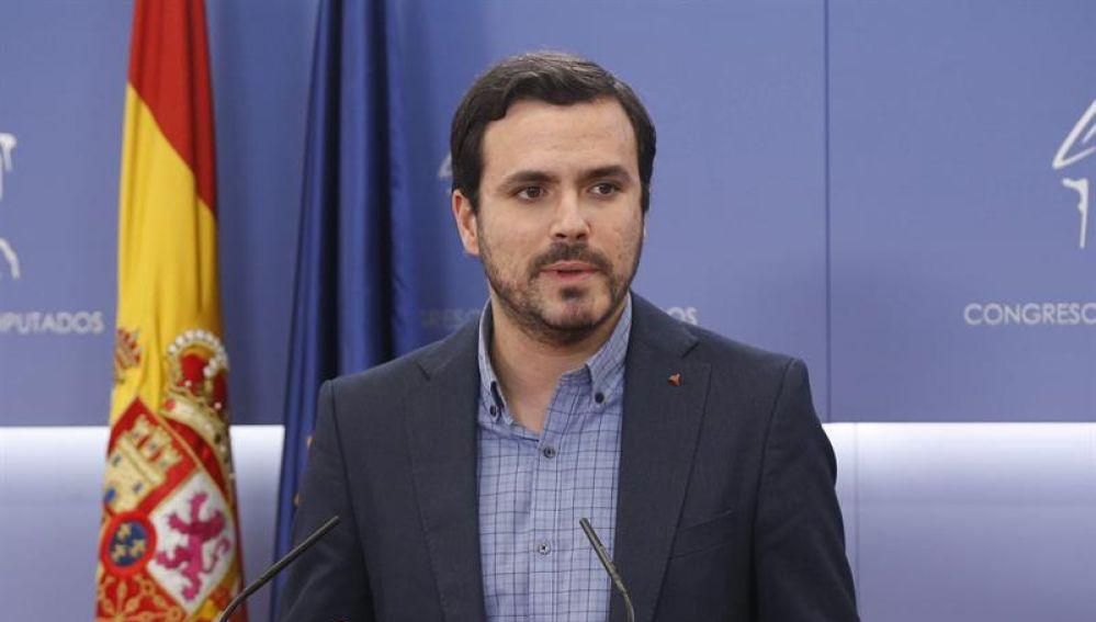 Imagen de archivo de Alberto Garzón
