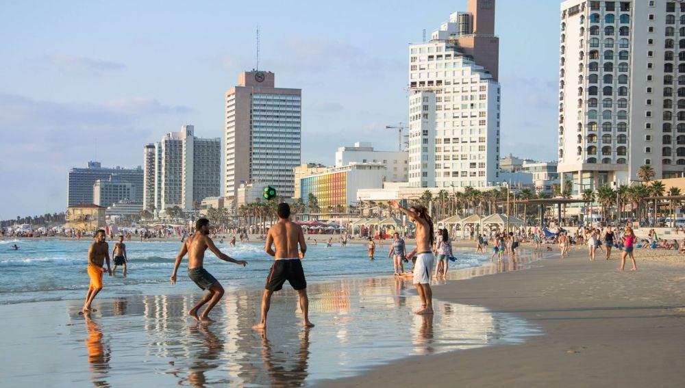 Playas. Tel Aviv