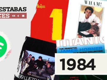 Lista Spotify DEE 1984