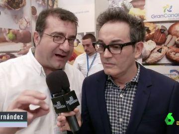 Sergio Fernández y Santi Villas