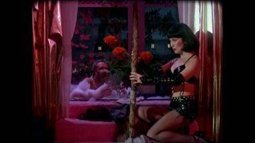 Verónica Forqué en una película de Almodóvar