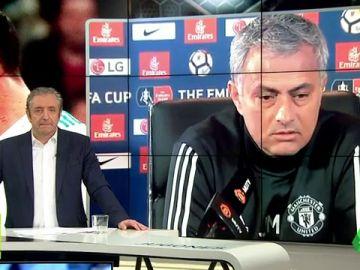 Mourinho habla sobre Cristiano Ronaldo