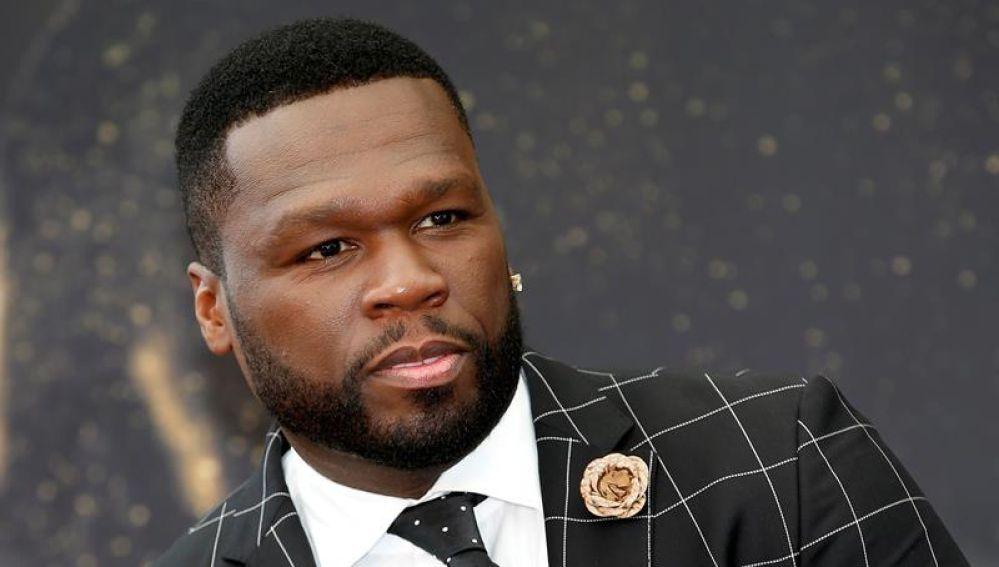 El rapero '50 Cent' amasa una fortuna de 6,4 millones de