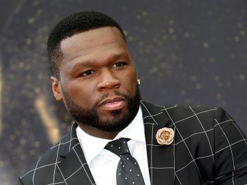 En la imagen, el rapero estadounidense Curtis Jackson '50 Cent'