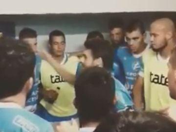 Pablo Aimar, en su último partido como profesional