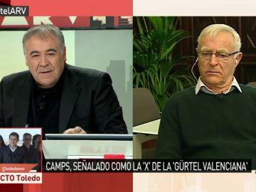 El alcalde de Valencia Joan Ribó
