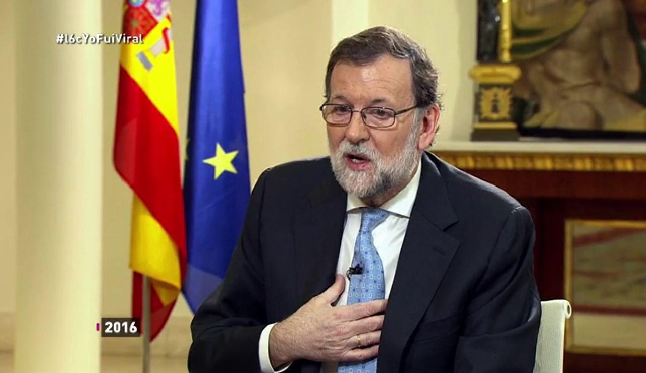 Esclavos del meme y la visibilidad en Internet: Rajoy y Rufián, las dos caras de la viralidad en política